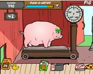 Feed the pig vicces j�t�k